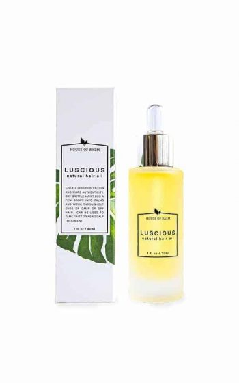 Hair Oil Luscious 30ml
