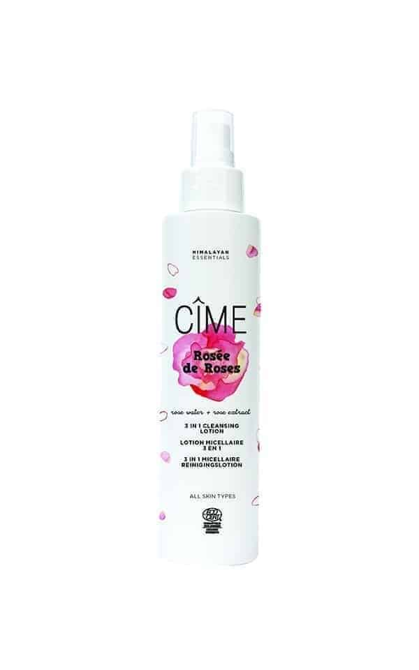 Cleansing Lotion - Rosee de Roses
