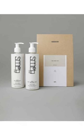 Base Kit - Lotion & Wash