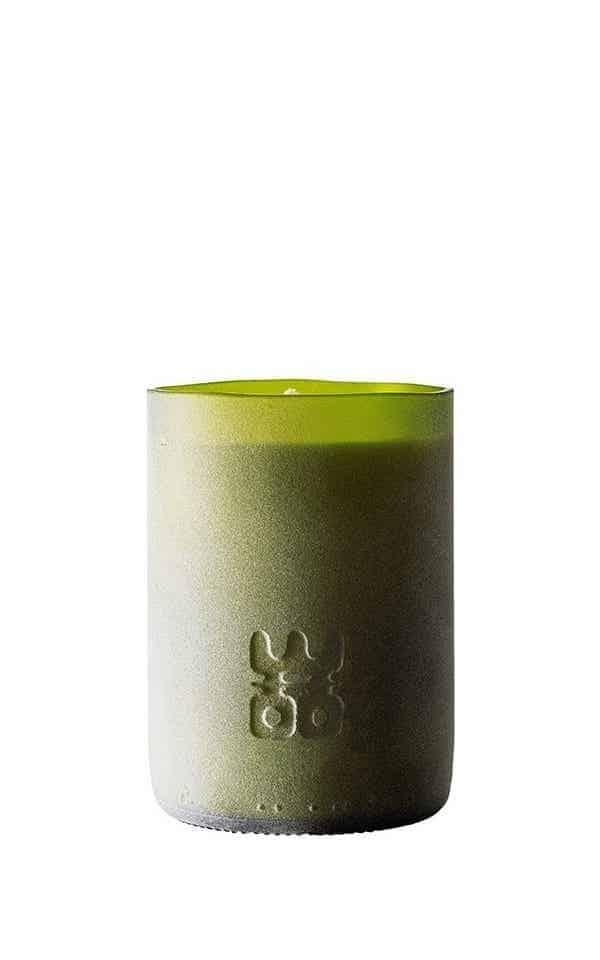 Candle - Lucky Green XL - Treasure