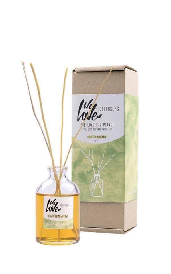 Diffuser 50ml - Light Lemongrass