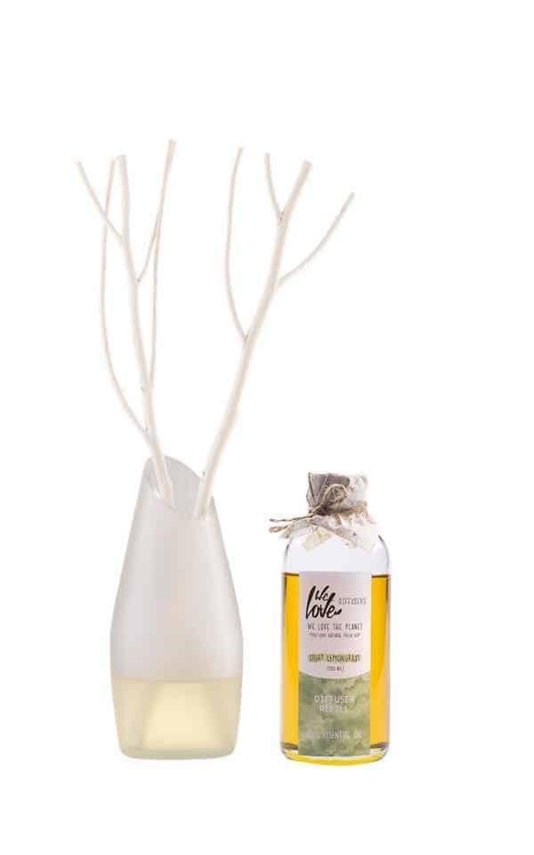 Diffuser 200ml - Light Lemongrass