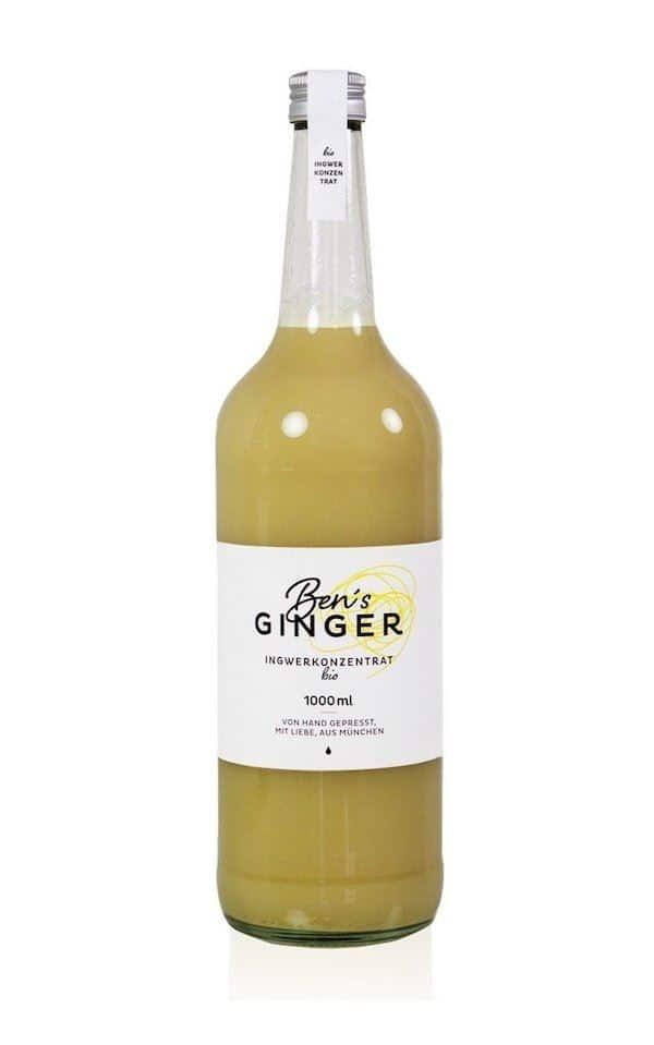 Ben's Ginger 1L