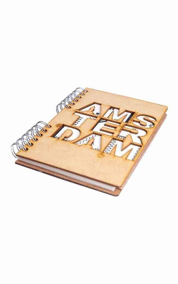 Notebook Amsterdam A5 Lined