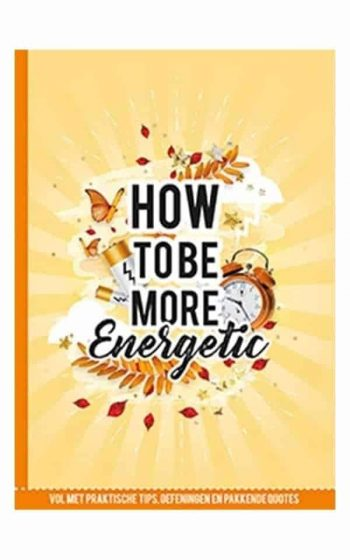 Book - How to be more Energetic
