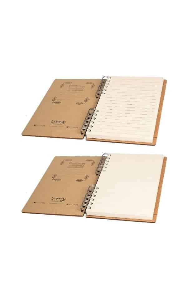 Notebook Canal A5 Blank