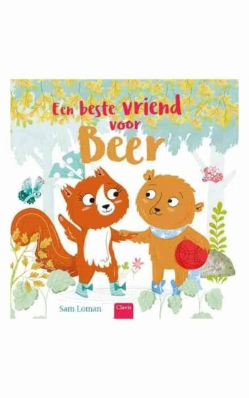 Book - Beste vriend voor beer