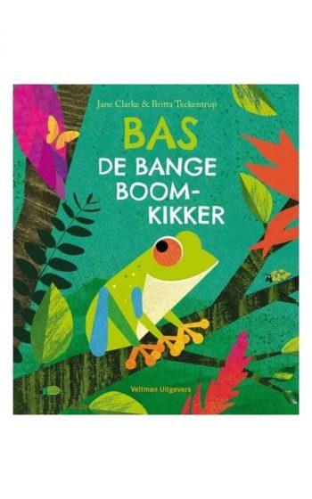 Book - Bas de Bange Boomkikker