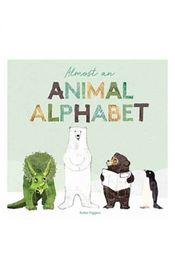 Book - Almost An Animal Alphabet