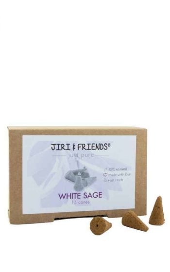Sage Cones White