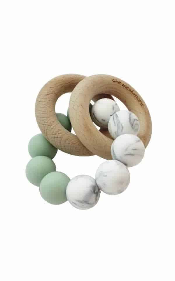 Rattle Basic - Early Sea & Marble