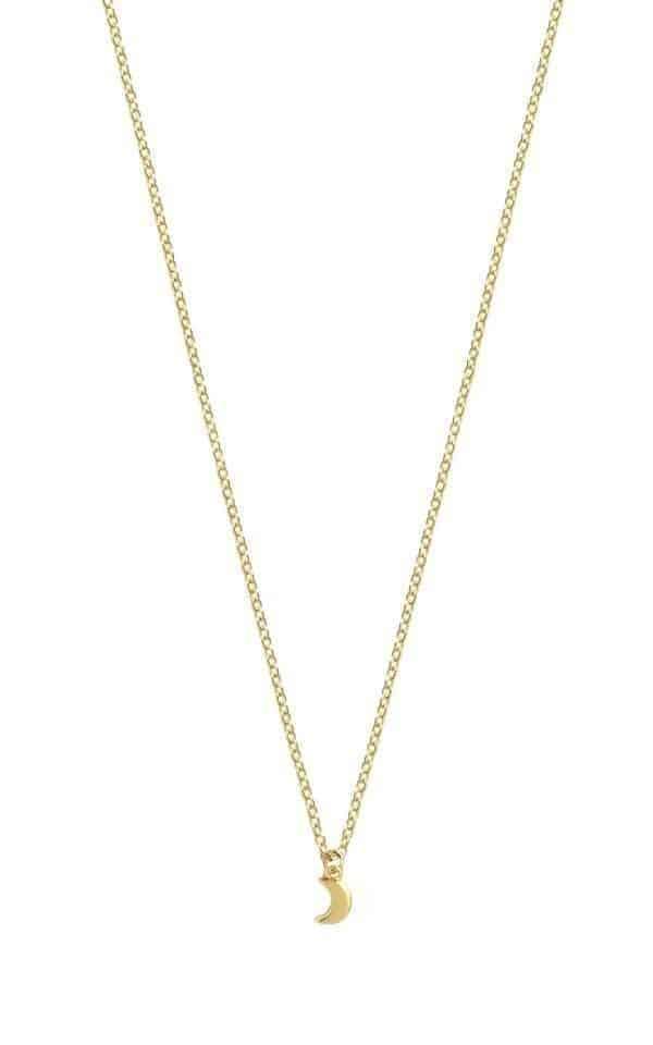 Necklace Lumen - Gold