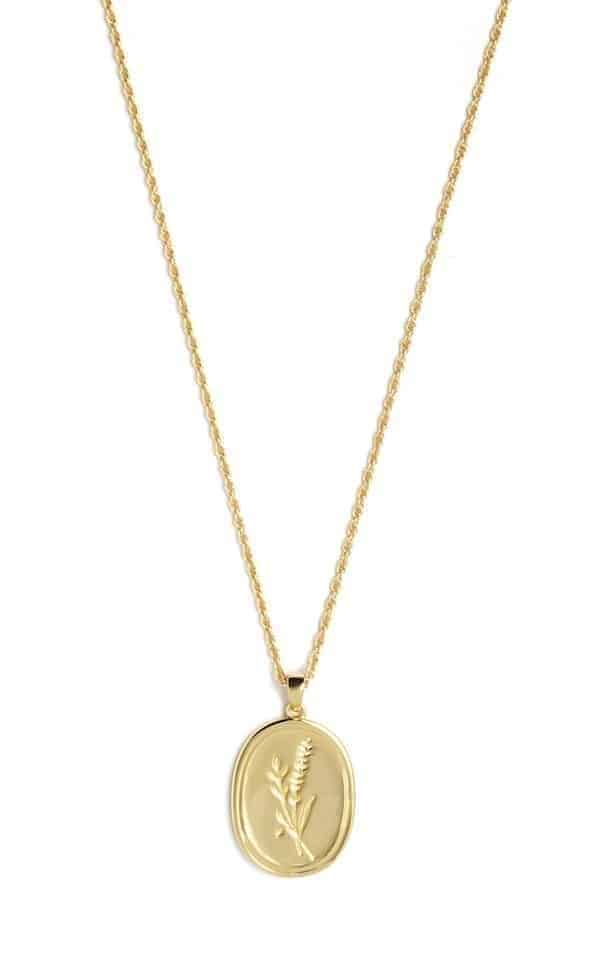 Necklace Bloom - Gold