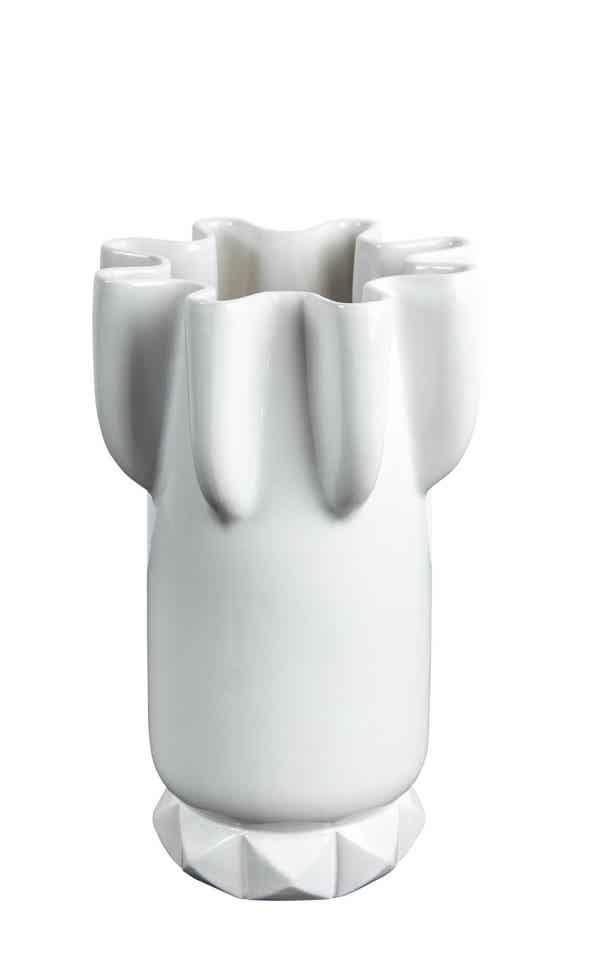 Vase Crinkled