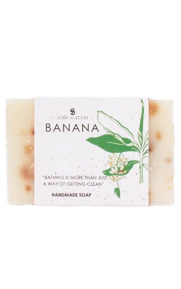 Soap – Banana from Het Faire Oosten