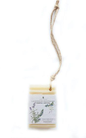 Shampoo & Body Lavender-Rosemary