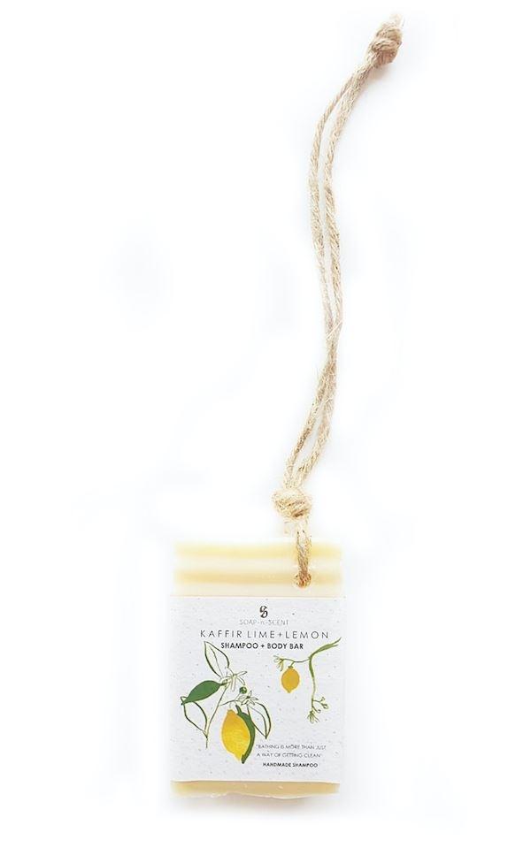 Shampoo & Body Lime- Lemon