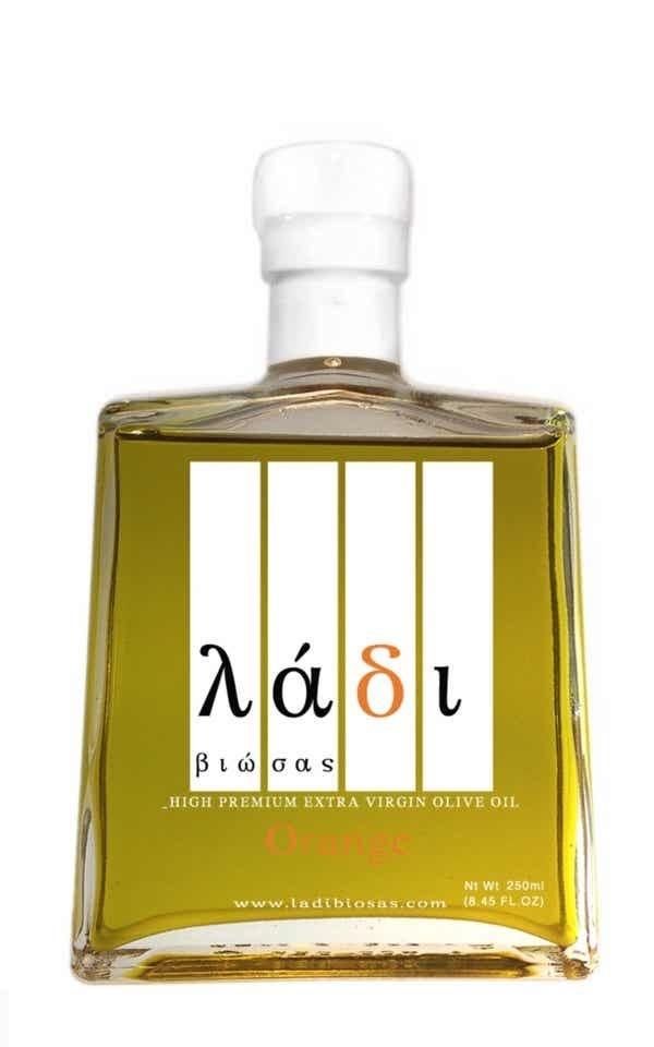 Olive Oil - Orange 250 ml