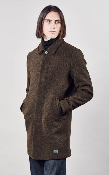 Jacket T-Coat Wool