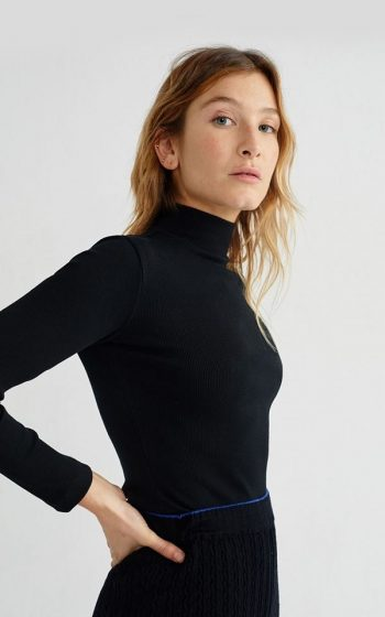 Turtleneck Rib Aine