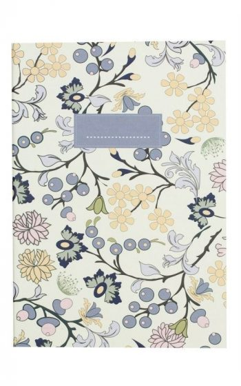 Notebook Pastel Flowers
