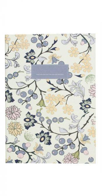 Notebook Pastel Flowers
