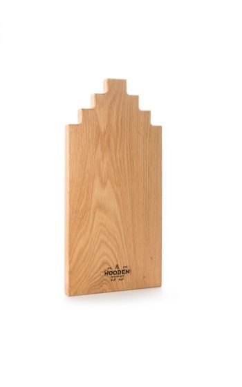 Tapas Board Oak Wood 40cm