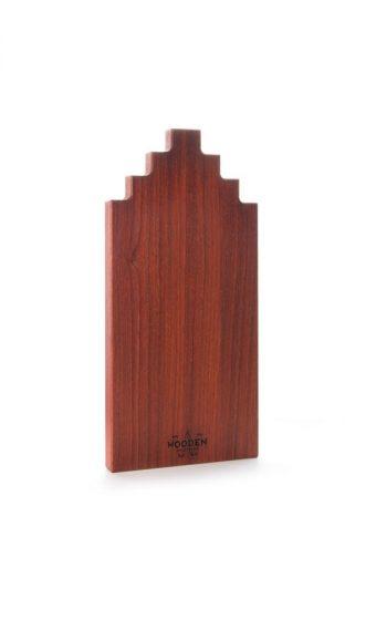 Tapas Board Padouk Wood 40cm