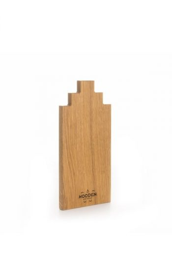 Tapas Board Oak Wood 30cm