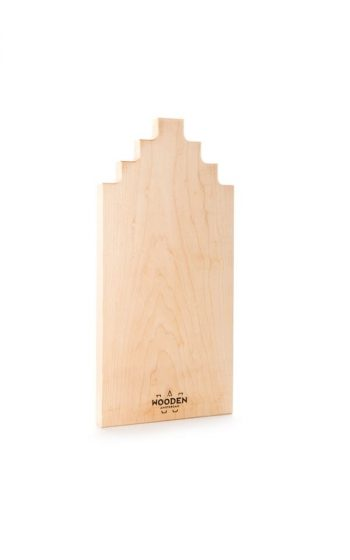 Tapas Board Maple Wood 40cm