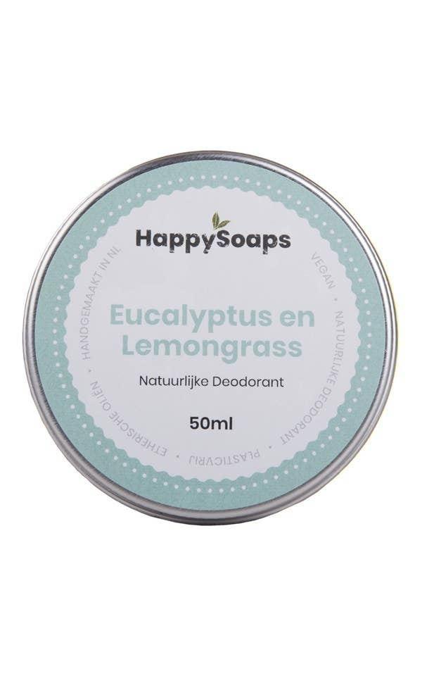Deodorant - Eucalyptus And Lemongrass