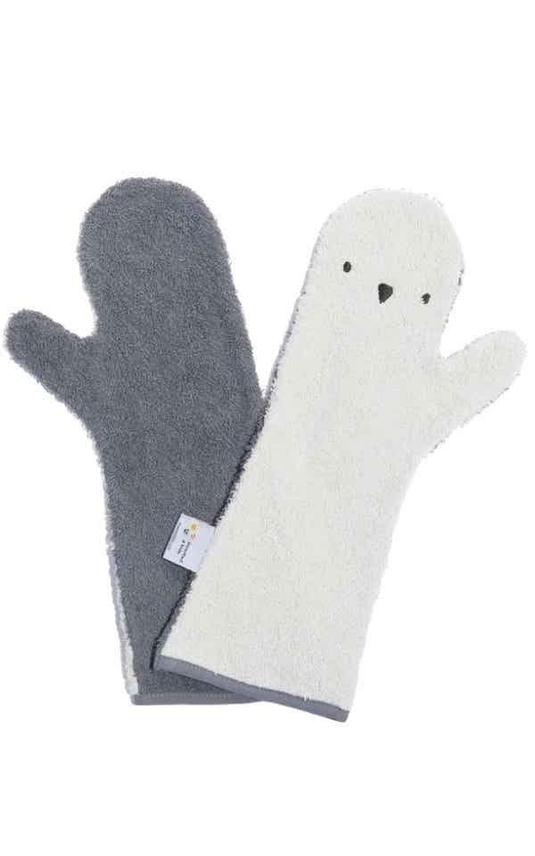 Baby Shower Glove Penguin