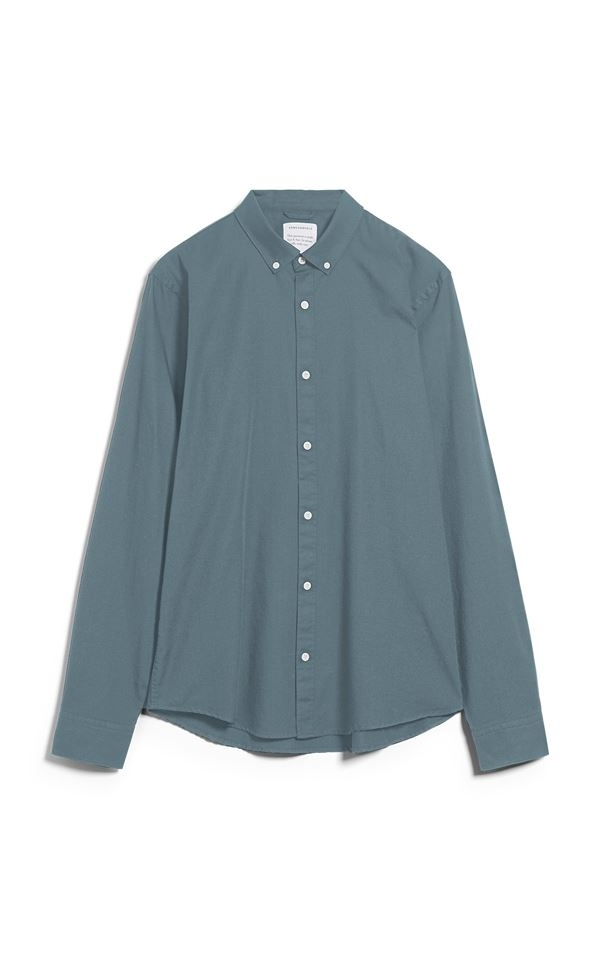 Shirt H Quinaa - Sea Green