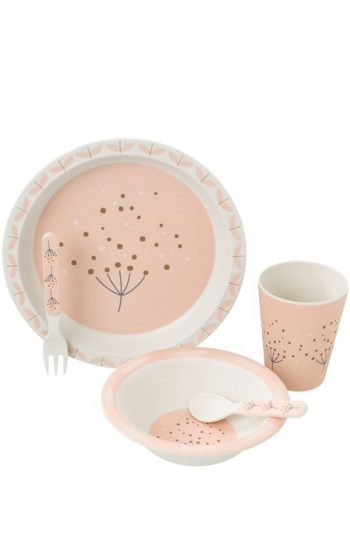 Dinner Set Bamboo - Dandelion