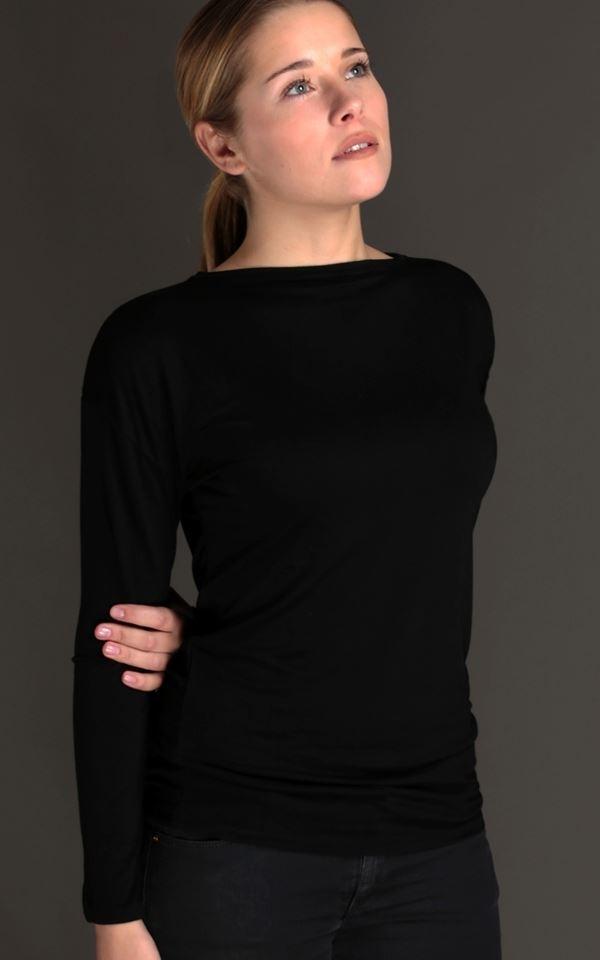 T-Shirt Vintage Lonsleeve