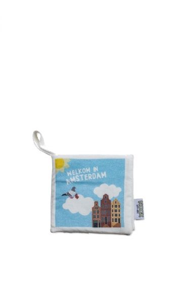 Baby Booklet - Amsterdam