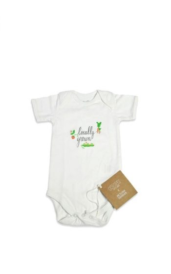 Romper Locally Grown