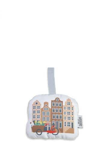 Toy Soft Canal Houses