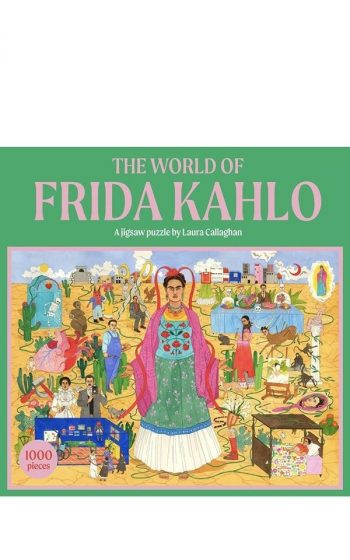 Puzzle - Frida Kahlo