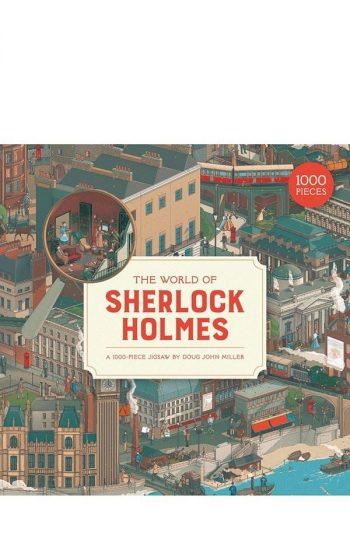 Puzzle - The World Of Sherlock Holmes