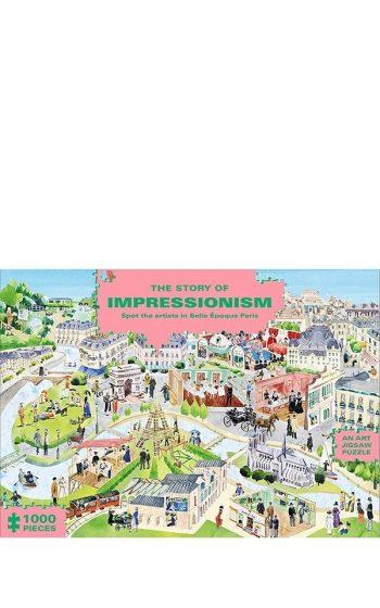Puzzle - Impressionism