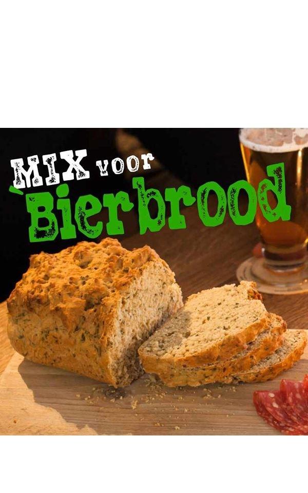 Beer Bread Garlic & Herbs
