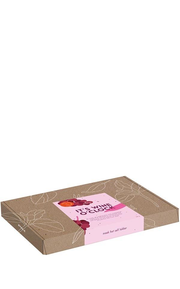 Wine Bread - Letterbox Gift