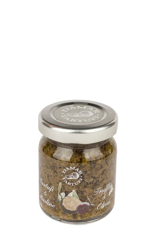 Tapenade Truffle Olives