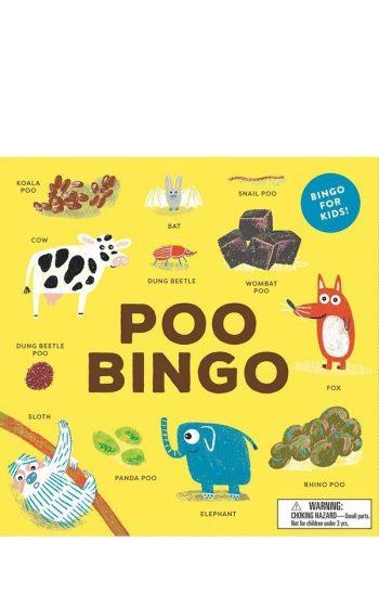 Game - Poo Bingo