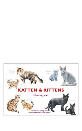 Game - Katten & Kittens