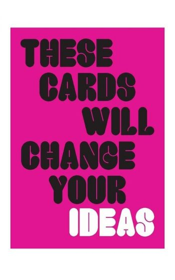 Game - These Cards Will Change Your Ideas