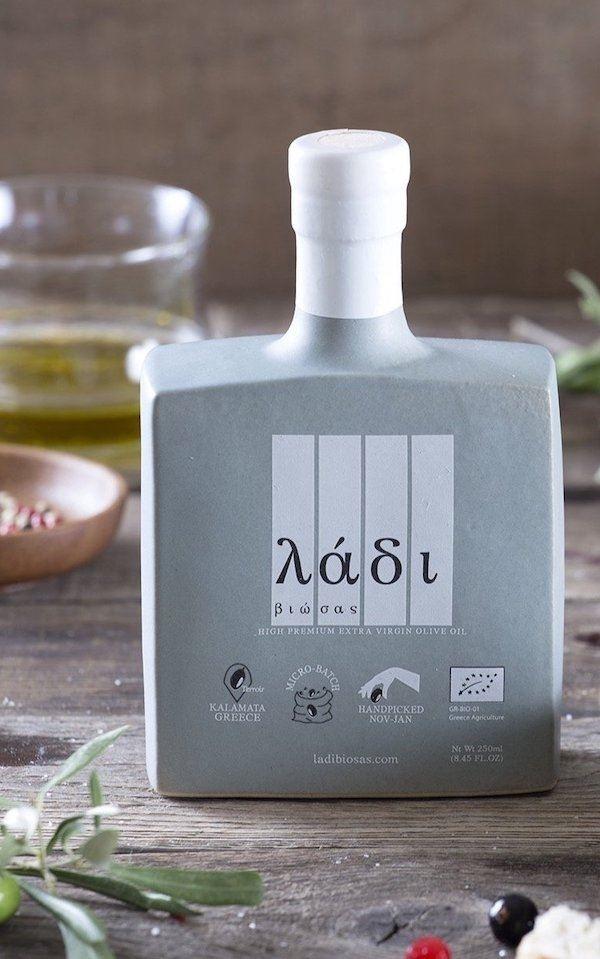Olive Oil Ceramic Naturel 250ml