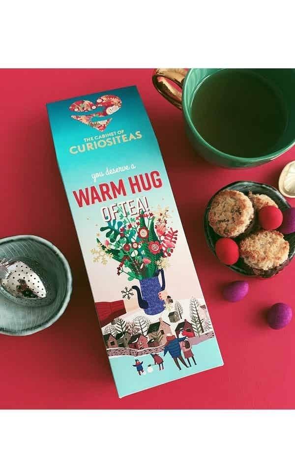Giftbox Tea - Warm Hug