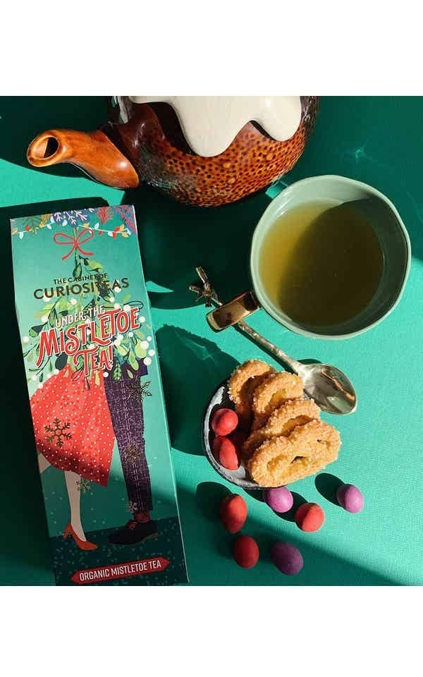 Giftbox Tea - Under The Mistletoe